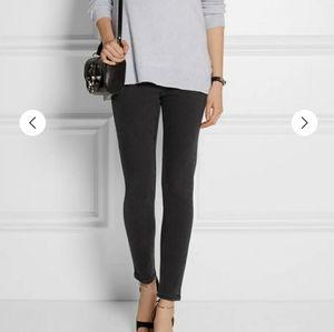 ACNE STUDIOS Skin 5 used black skinny jeans